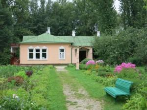 Дом Антона Павловича Чехова в Мелихово