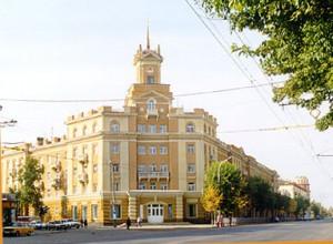 Орловская детская библиотека имени Михаила Михайловича Пришвина