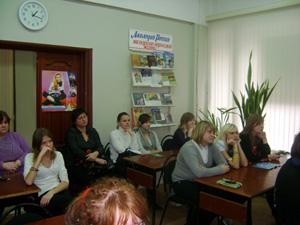 Детская библиотека № 7 имени Афанасия Афанасьевича Фета в Орле