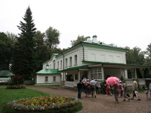 Дом Льва Николаевича Толстого в Ясной Поляне