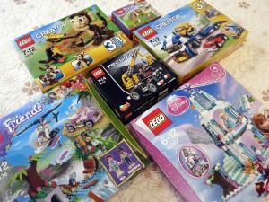 Конструкторы Lego в Орле