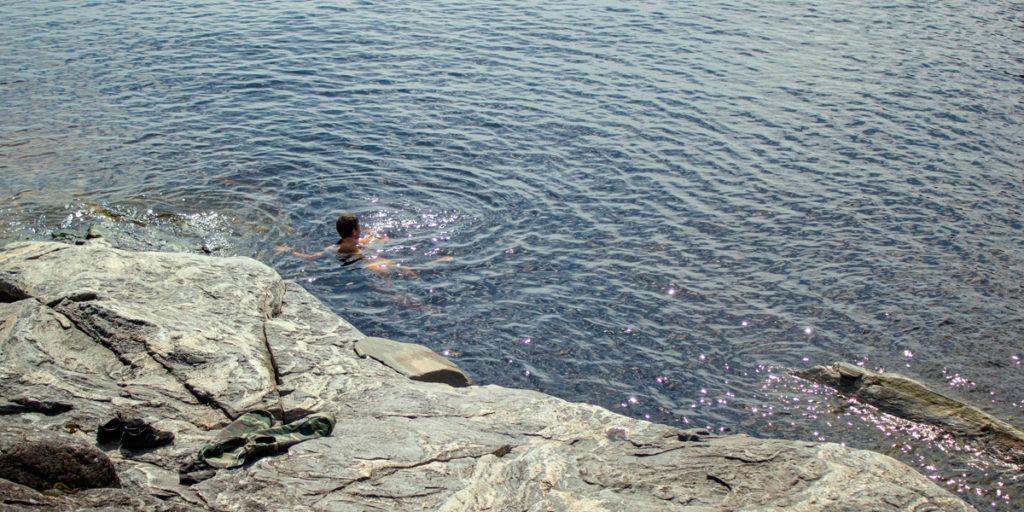 Где купаться в Карелии?