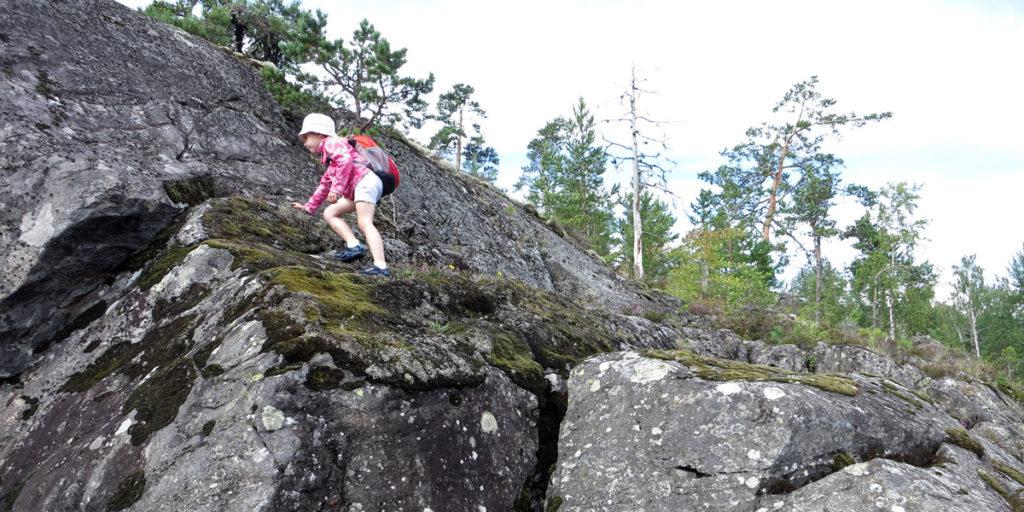 Отдых в ладожских шхерах: изрезанный берег, скалы и камни