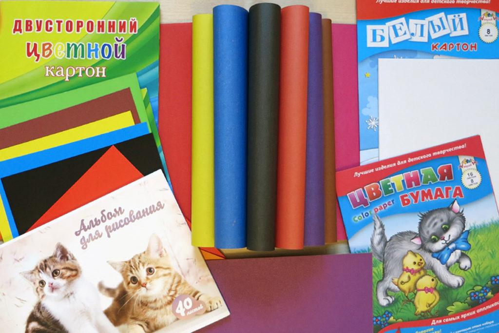 Канцтовары для детского сада в Орле