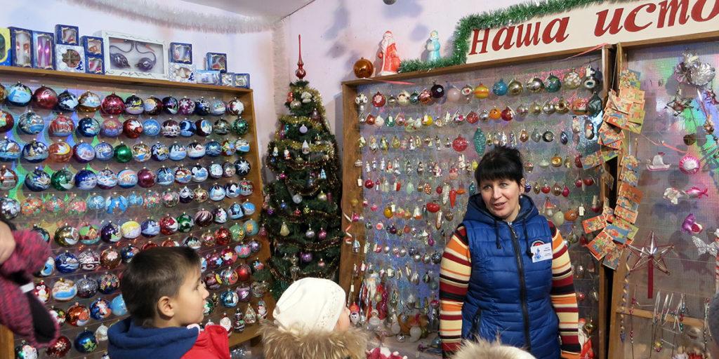 Карачев музей елочной игрушки