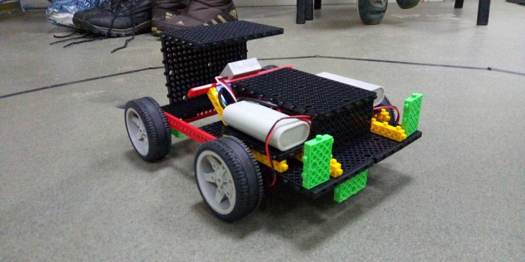 Робототехника для детей в Орле