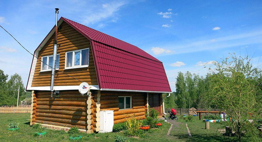 """Гостевой дом """"Другая жизнь"""" под Орлом"""