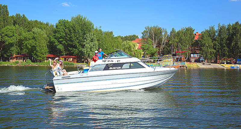 Старый Оскол лодка яхта
