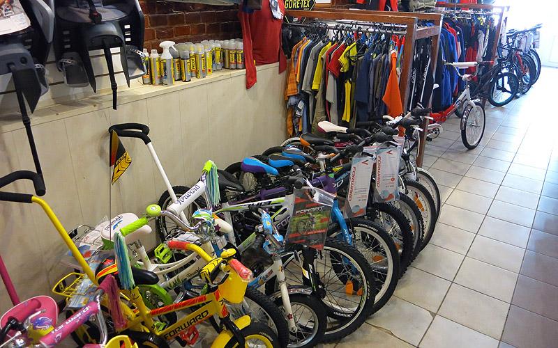 Купить детский велосипед в Орле