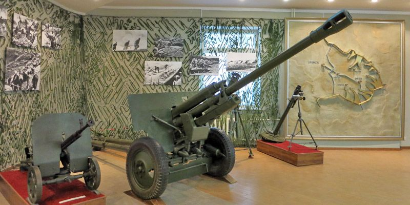 Музей диорама в Орле