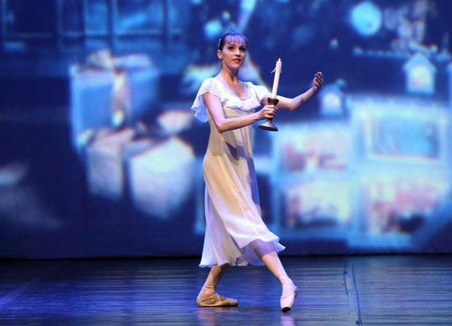 """Балет """"Щелкунчик"""" на сцене Конгресс-холла """"ГРИНН"""" в Орле"""