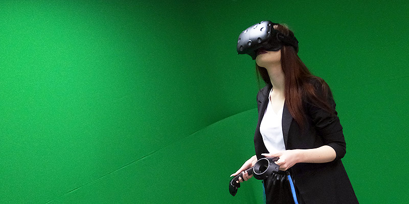 Эксперименты с дополненной и виртуальной реальностью