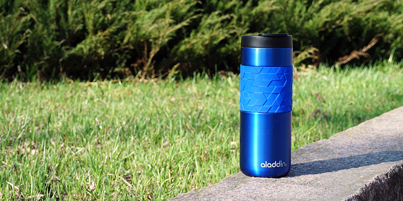 Термокружка Aladdin Easy Grip Leak-Lock Mug 0.47L