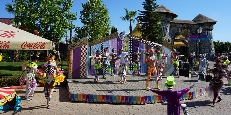 Королевский цирк Гии Эрадзе в Сочи Парк