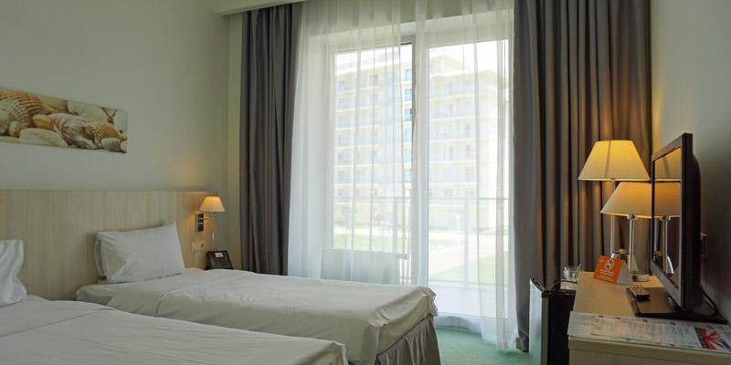 Номер категории стандарт в Сочи Парк Отеле