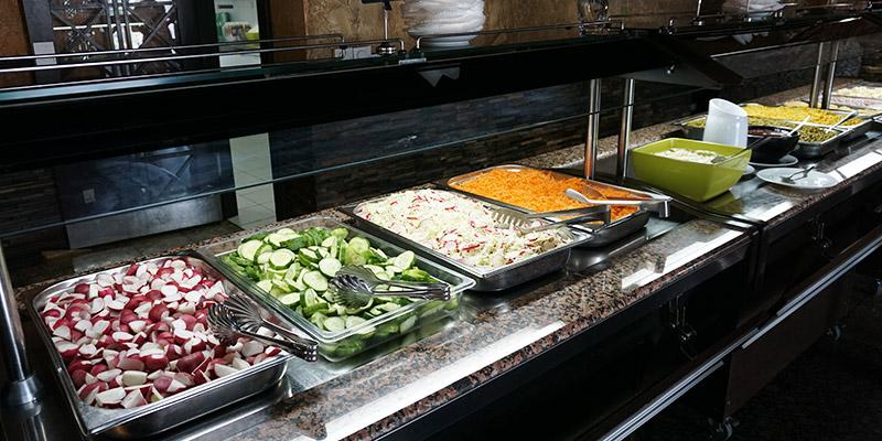 Питание в Сочи Парк Отеле
