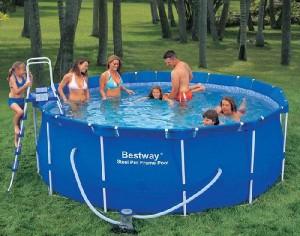 Купить каркасный бассейн Pro Frame Pool Bestway 56088 в Орле
