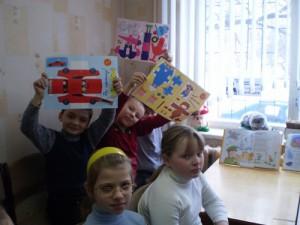 Детская библиотека № 16 в Орле