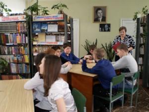Детская библиотека № 9 имени Дмитрия Ивановича Блынского в Орле