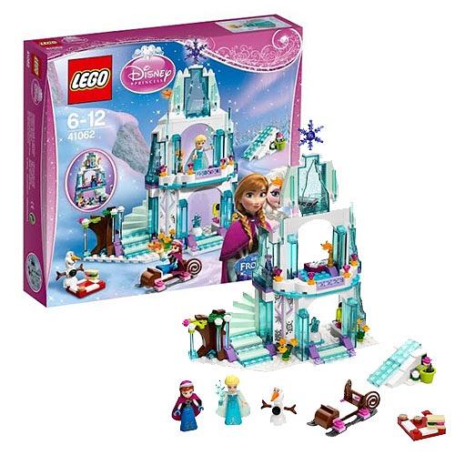 Lego Disney Princesses 41062 Ледяной замок Эльзы в Орле
