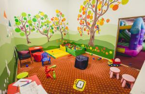 """Детская комната в парк-отеле """"Лесное"""" Калужская область"""