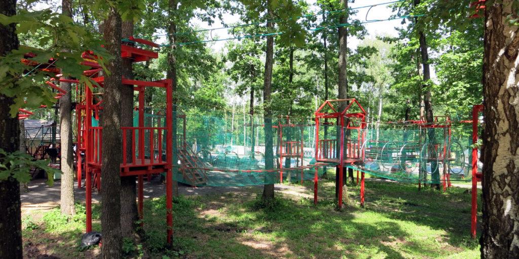 Парк развлечений в Орле