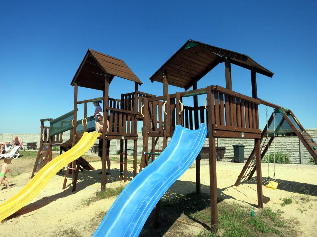 Детский городок на природе