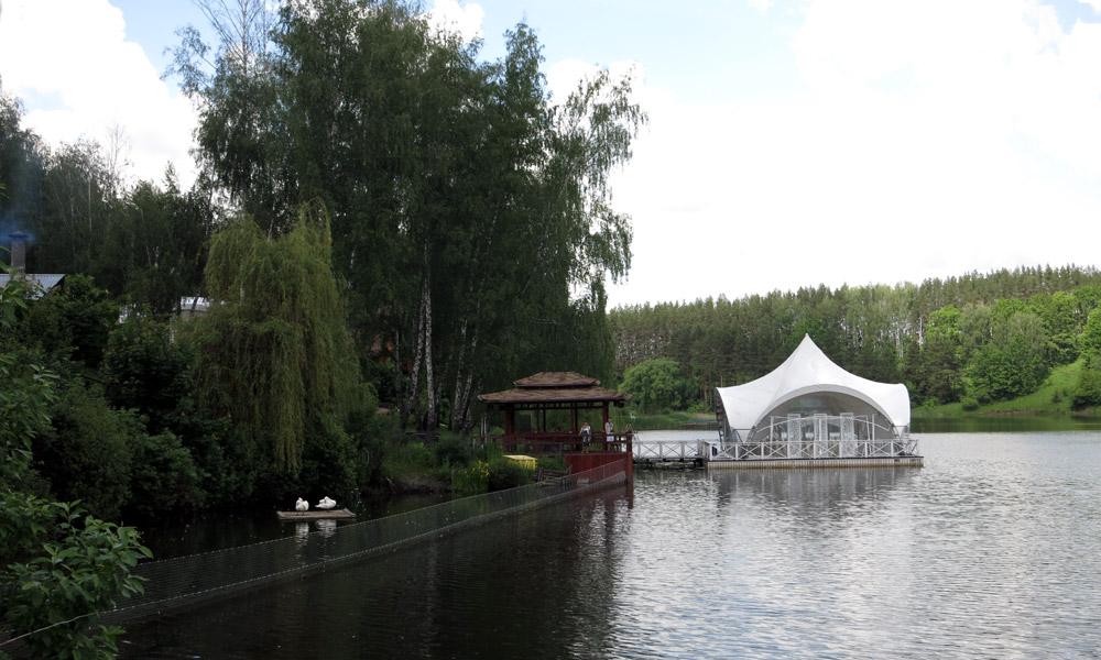 Парк-отель Мечта 2016