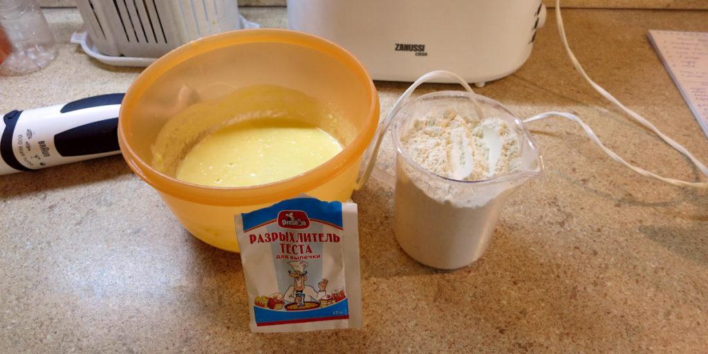 Как приготовить соленое тесто для детей? В следующем опыте будем точно следовать инструкции!