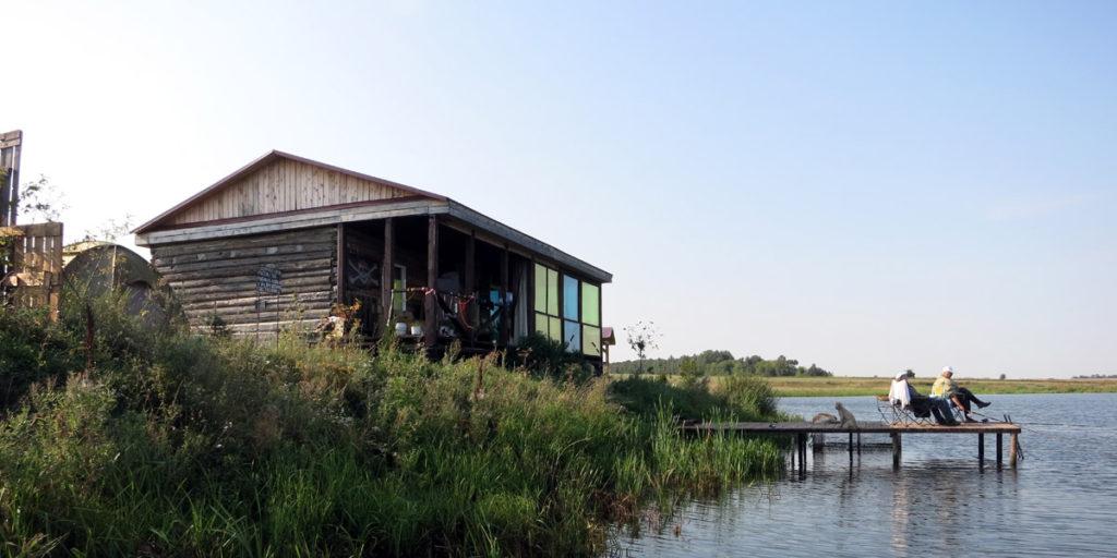 База отдыха Золотая Рыбка в Орле: отзыв о посещении