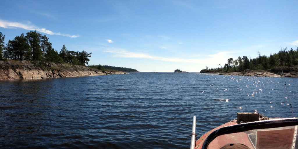 Отдых в Карелии летом недорого