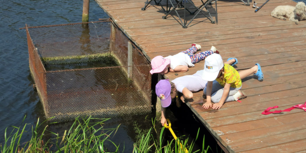 Где отдохнуть с детьми в Орле? На природе!
