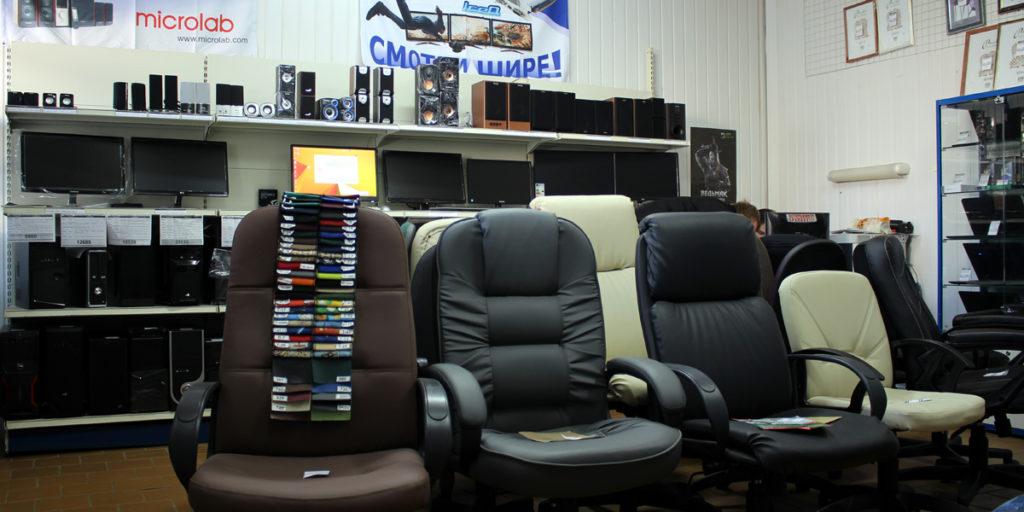 Купить компьютерное кресло в НИКСе (Орел)
