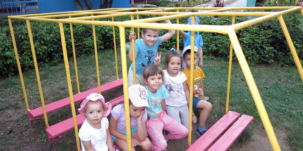 Aдаптация ребенка к детскому саду