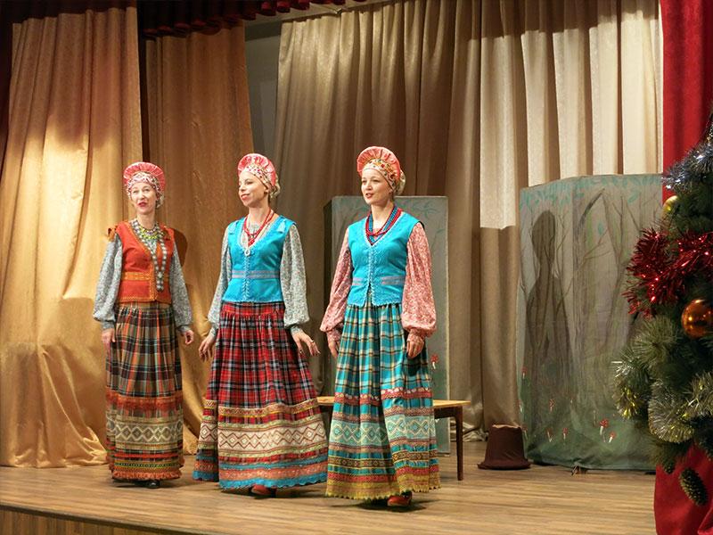 Новогоднее представление Морозко - Филармония в Орле 2