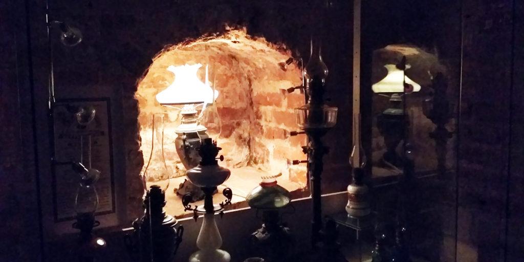 Керосиновые фонари