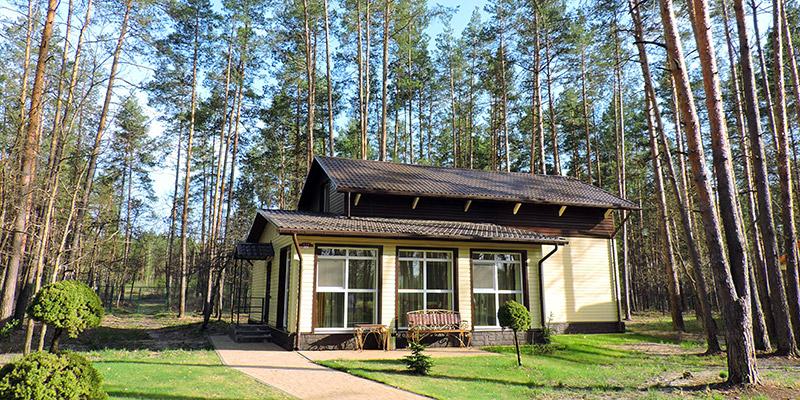 База отдыха «Зеленый Бор» в Брянской области