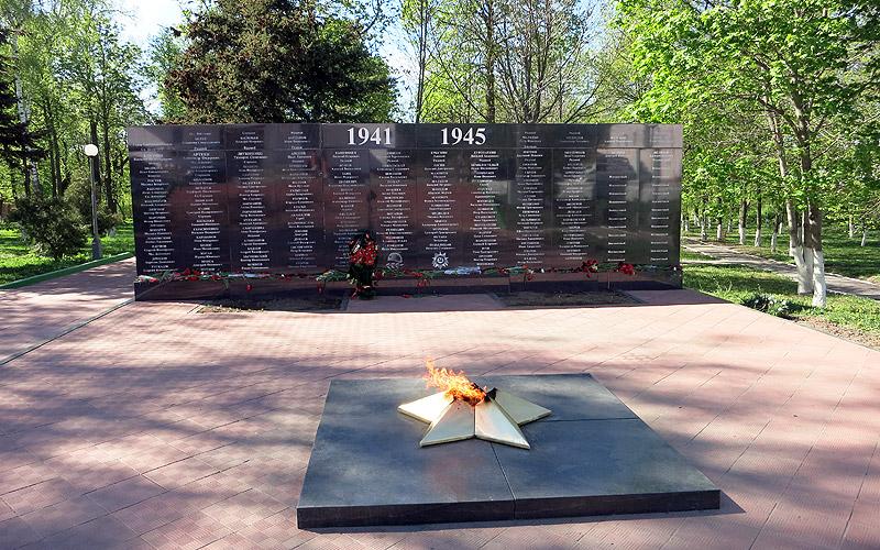Мемориал Славы во Мценске