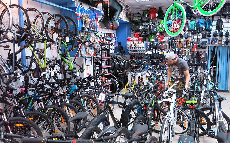 Купить велосипед для взрослых в Орле