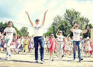 Летняя школа танца в Орле Танцуй любимый город