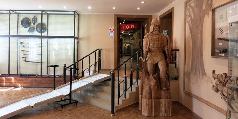 История Орловской области с древнейших времен