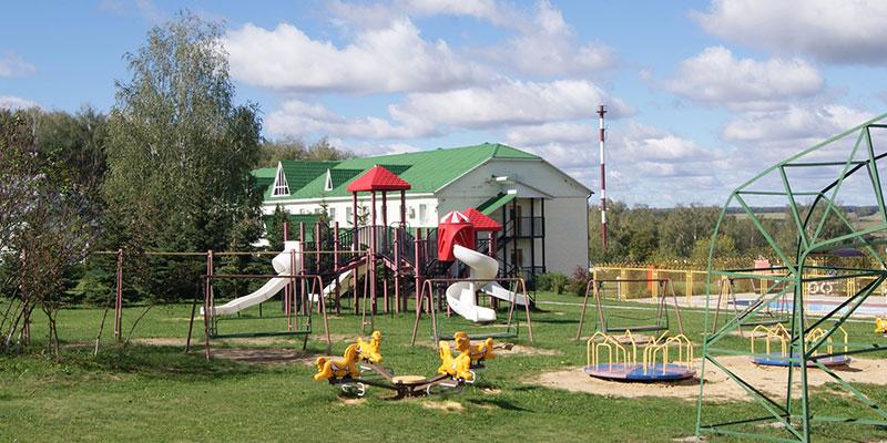 """Детский лагерь """"Лесная поляна"""""""