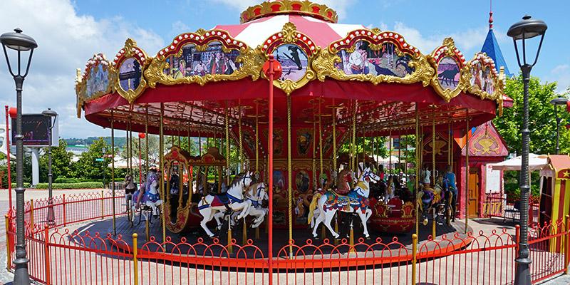 Аттракционы и развлечения для всей семьи в Сочи Парке