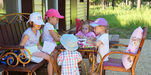 Развлечения для детей в Зеленом Бору