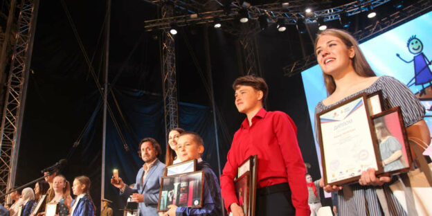 Конкурс юных чтецов Живая классика