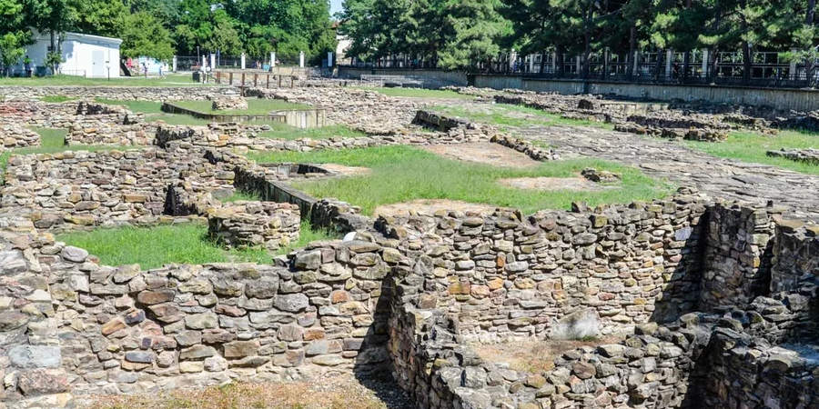 Археологический музей Горгиппия в Анапе