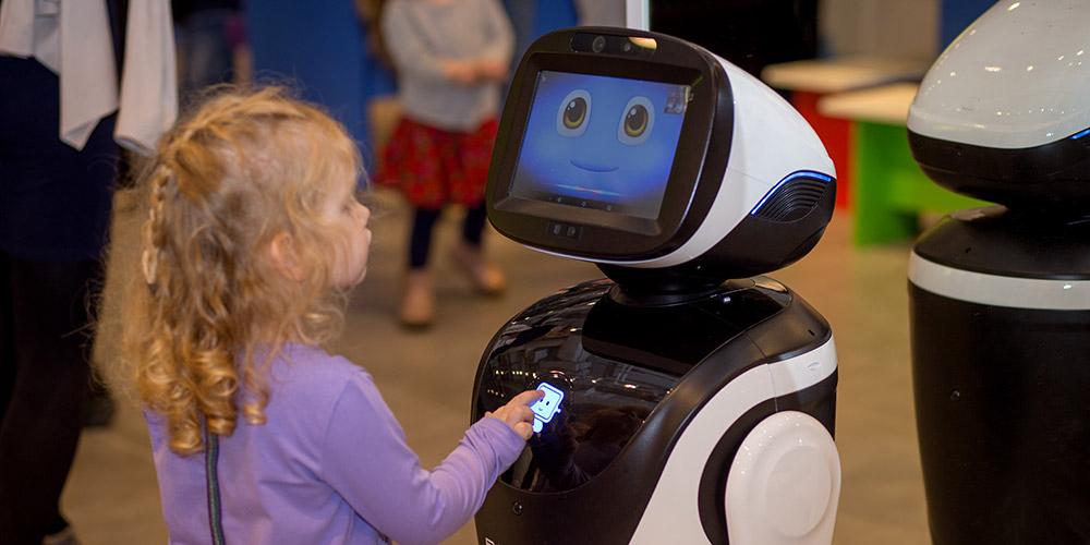 Выставка роботов в Орле